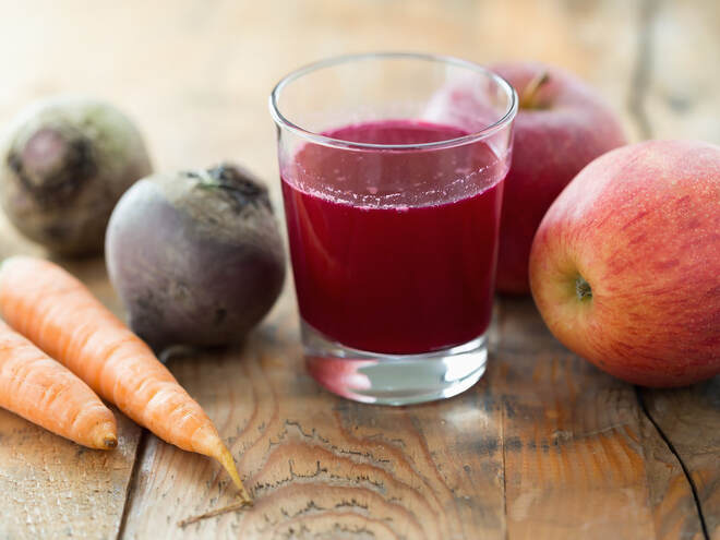 Add extra zing to juices
