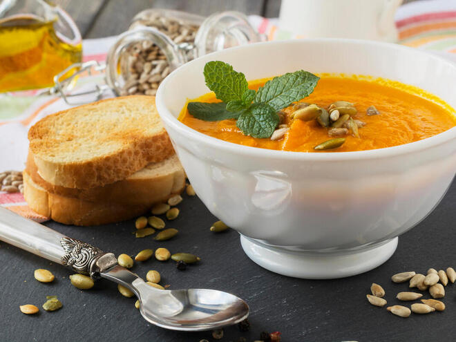 Cool Summer Soup Recipes